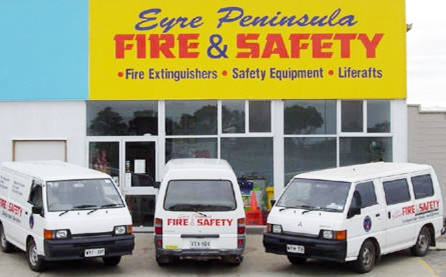 Eyre Peninsula Fire and Safety